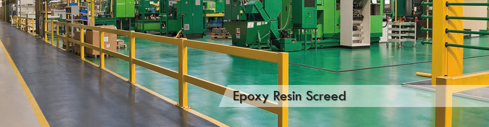 Epoxy Resin Screed